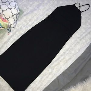 Charlotte Russe right maxi dress